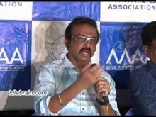Maa Association press meet about Chalapati Rao controversy on Women's - idlebrain.com