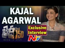 Kajal Agarwal Exclusive Interview about Khaidi No 150 Movie || NTV