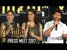 IIFA Utsavam Awards 2017 Press Meet | Nani | Rana | Raai Lakshmi | Filmy Monk