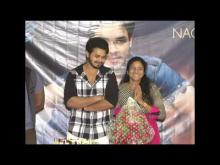 Hero Naga Anvesh Birthday Celebrations (Angel Movie) video