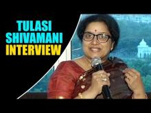 Tulasi Shivamani Interview About Shankarabharanam Film Awards || E3Talkies